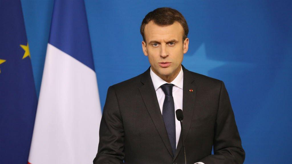 LIVE: France's Macron pushes EU reform agenda at European Parliament