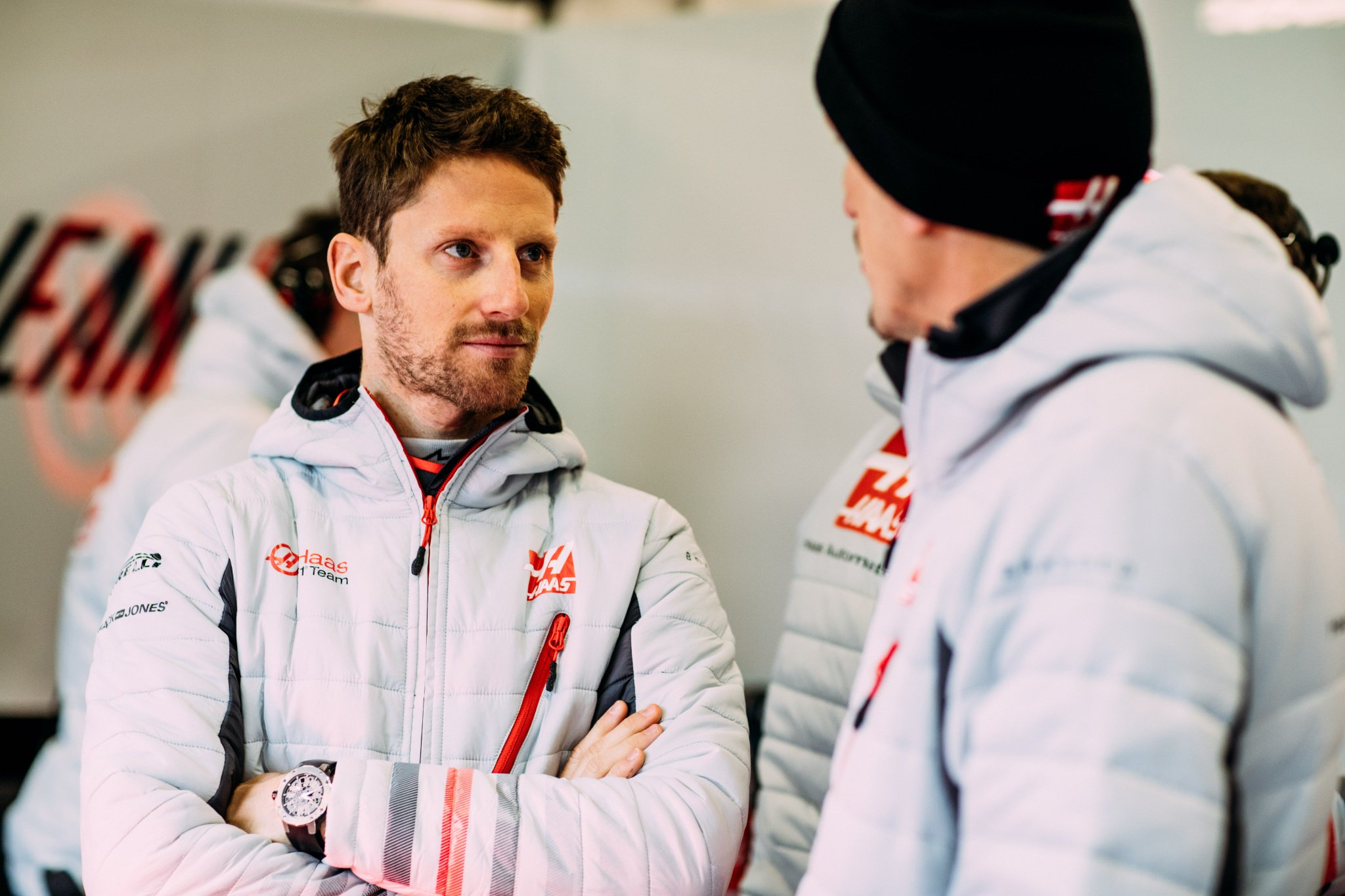 Happy birthday Romain Grosjean