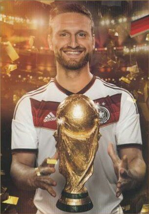 Happy 26th Birthday Shkodran Mustafi