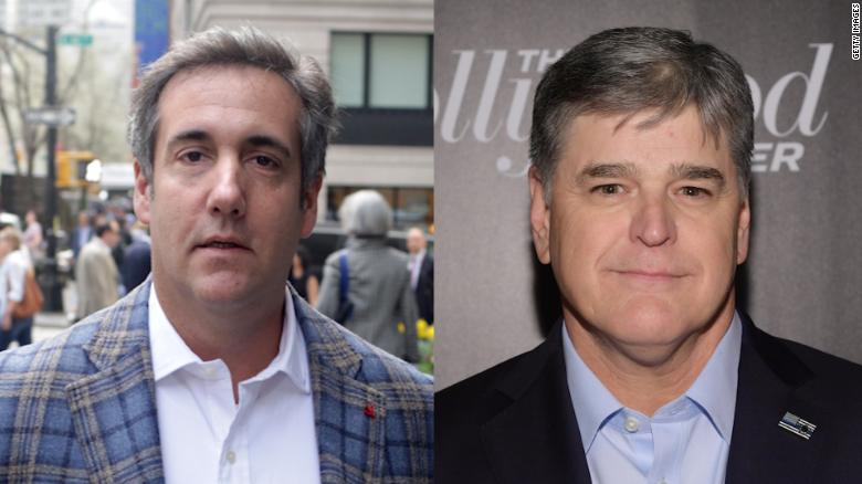 The unbelievable story of Michael Cohen and Sean Hannity | Analysis by @CillizzaCNN https://t.co/EoBnYgMkUM https://t.co/VhV8kdbXpx