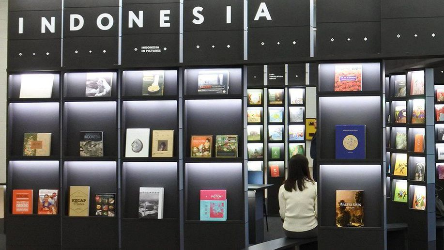Buku Anak Indonesia Konten Islami Diminati di Pameran Buku London https://t.co/aB8V2DlPGL https://t.co/dPK3g8bciQ