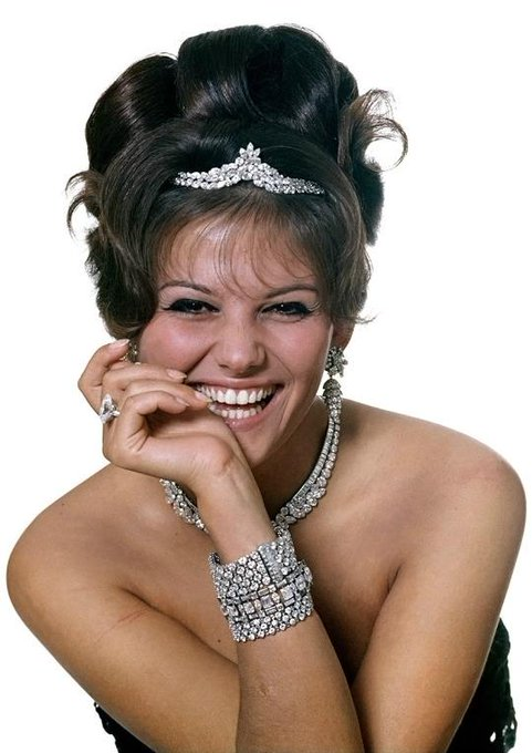 Happy 80th birthday to the great Italian actress Claudia Cardinale!