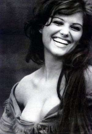 A very Happy Birthday to Claudia Cardinale.