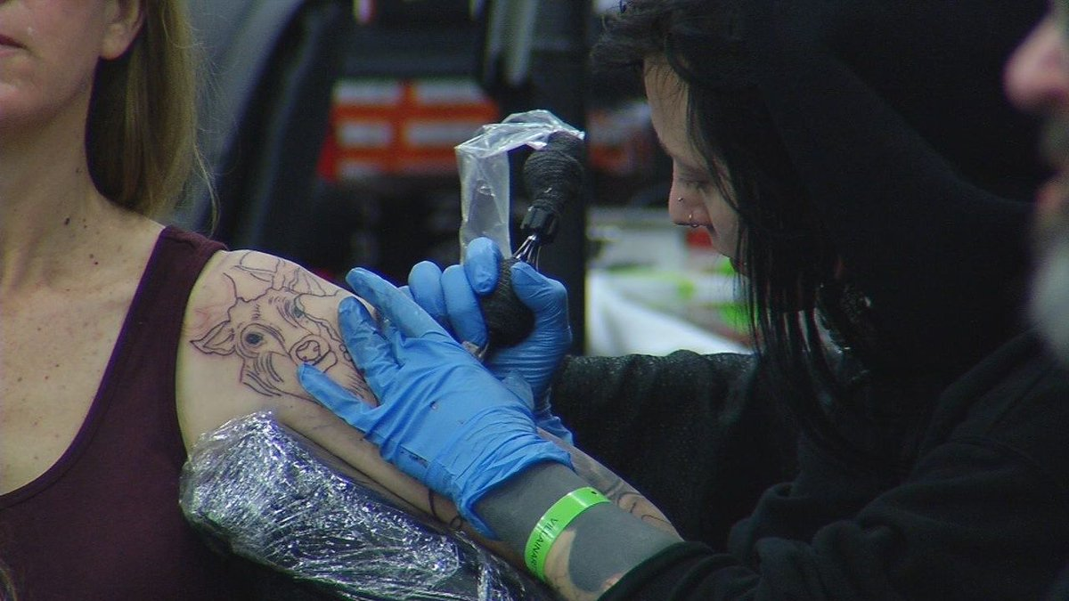 Louisville Tattoo Arts Convention brings the best ink artists to town