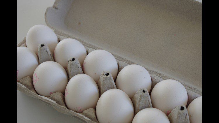 Check your eggs! 200 million eggs recalled over salmonella fears