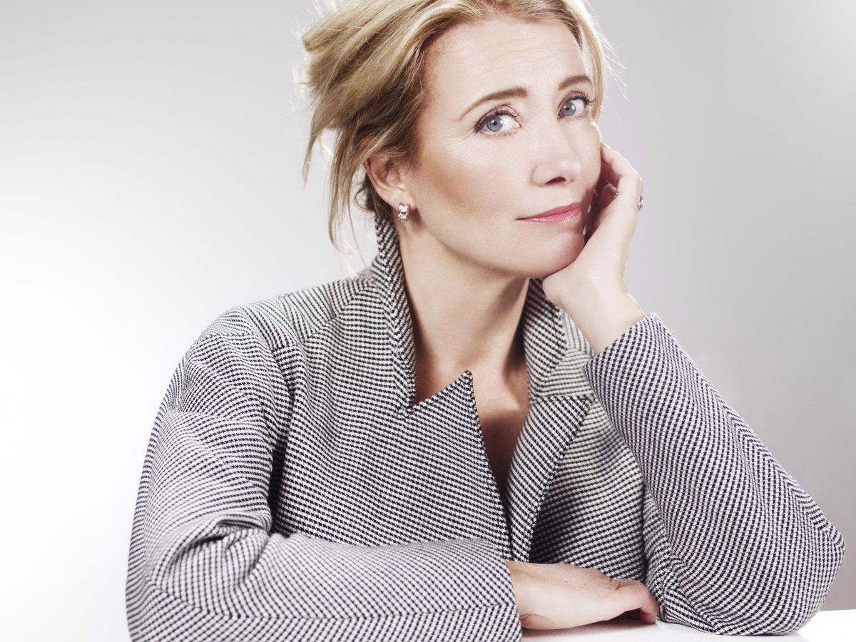 Happy Birthday to the amazing, funny, talented and lovely Emma Thompson!