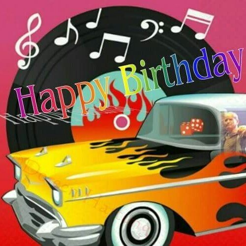 Happy Birthday Marty Wilde have a great Day xx