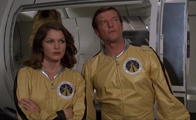 Happy Birthday to Moonraker\s Lois Chiles!