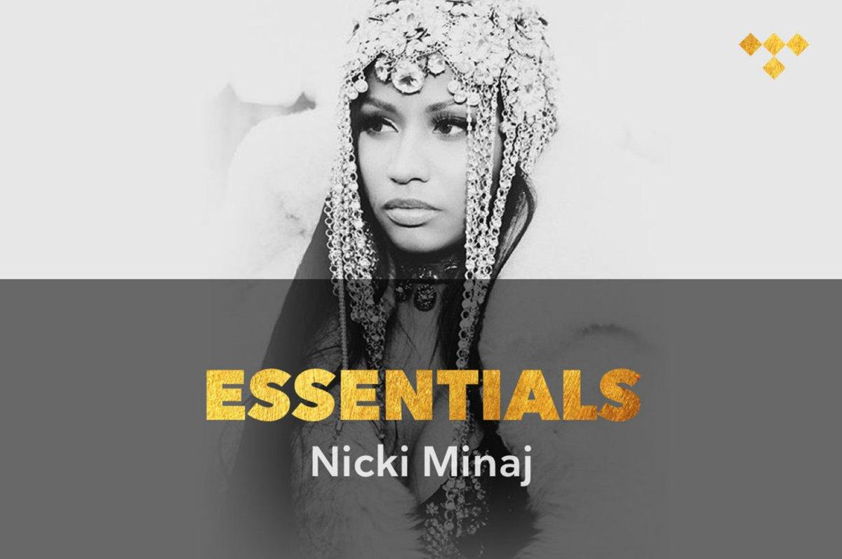 Nicki Minaj Essentials https://t.co/OhDnk5dh8f  @TIDAL https://t.co/k17vmGtsPo