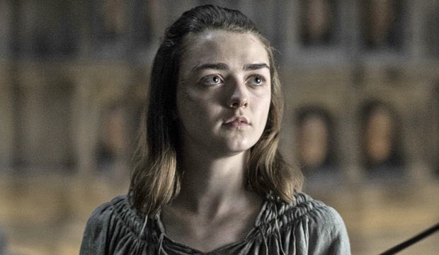 Happy Birthday Maisie Williams