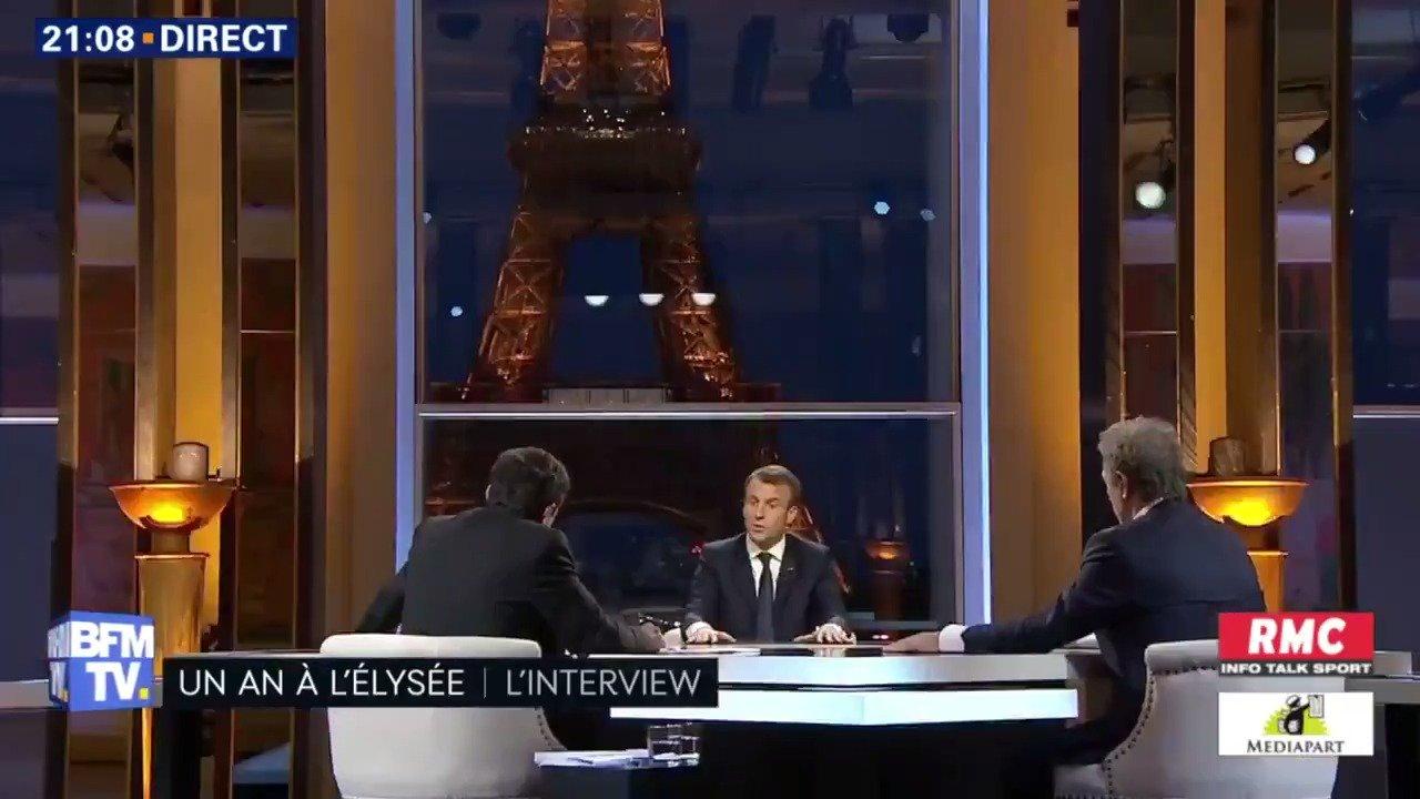 J'entends toutes les colères. Certaines sont légitimes, d'autres non. #MediapartLive #MacronBFMTV https://t.co/5FfMshOws9