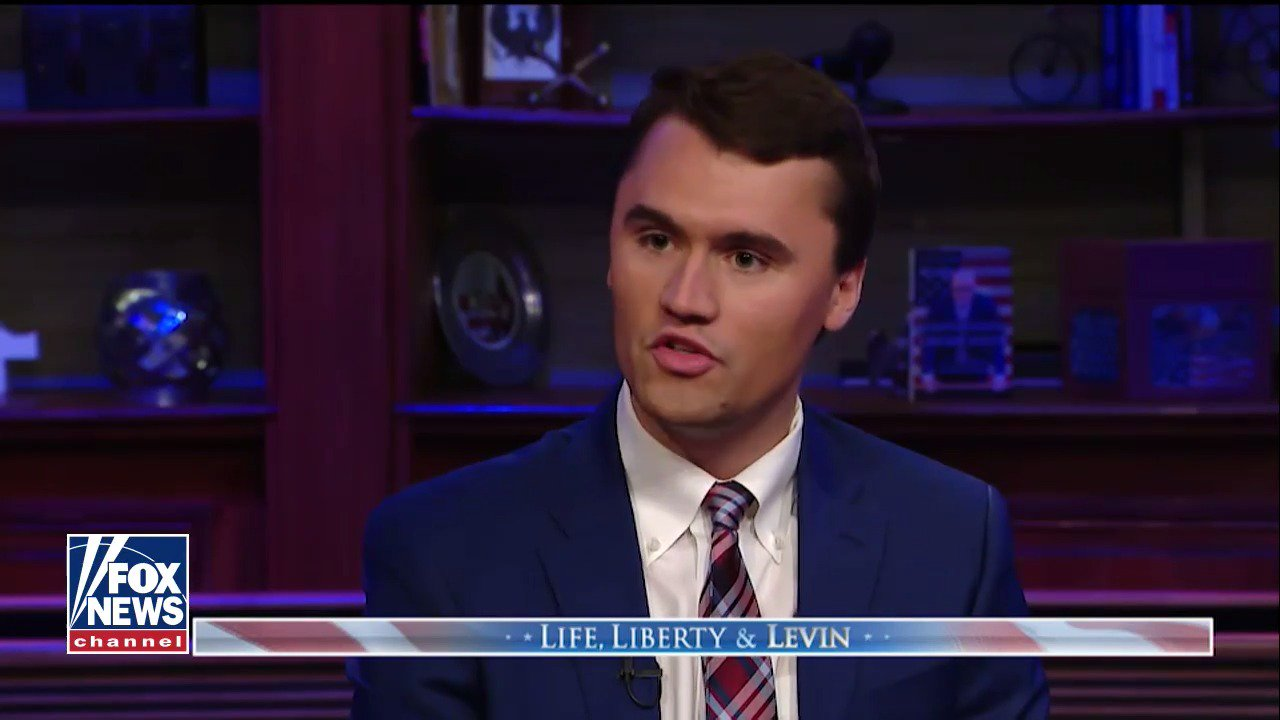 .@charliekirk11: 'A nation is defined by its borders. You have a weak border, you have a weak country.' https://t.co/yc9rW2VsYd