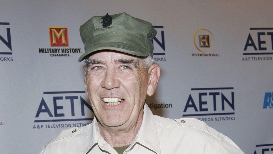 R. Lee Ermey, Golden Globe nominee for 'Full Metal Jacket,' dies at 74 https://t.co/2q2WYN88oR https://t.co/WtpaCiwD0o