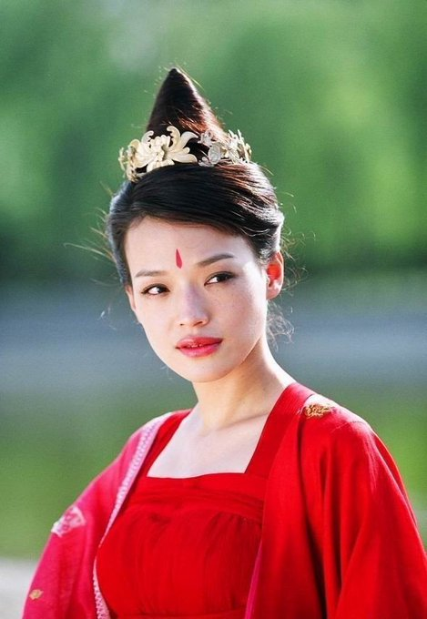 Happy Birthday to the ageless Shu Qi! The celebrated actress turns 42 today.