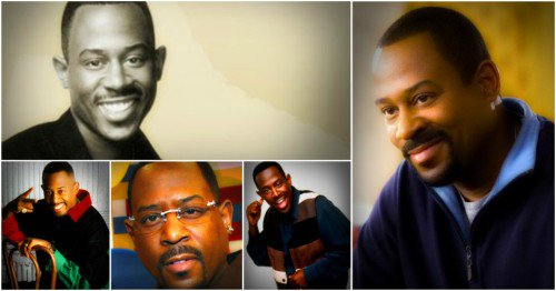 Happy Birthday to Martin Lawrence (born April 16, 1965)