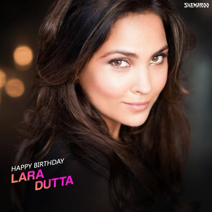 Wishing the gorgeous Lara Dutta a very happy birthday.   No Entry , was 2005 s biggest hit.