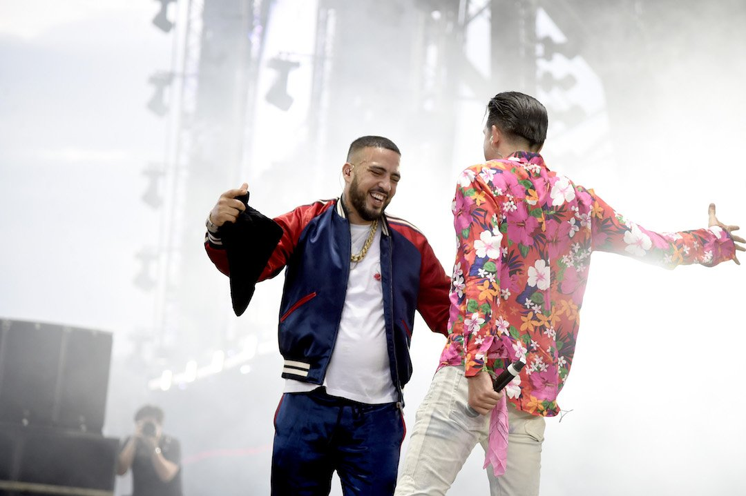 Bring it in @FrencHMonTanA @G_Eazy https://t.co/o2ITkzVJgr