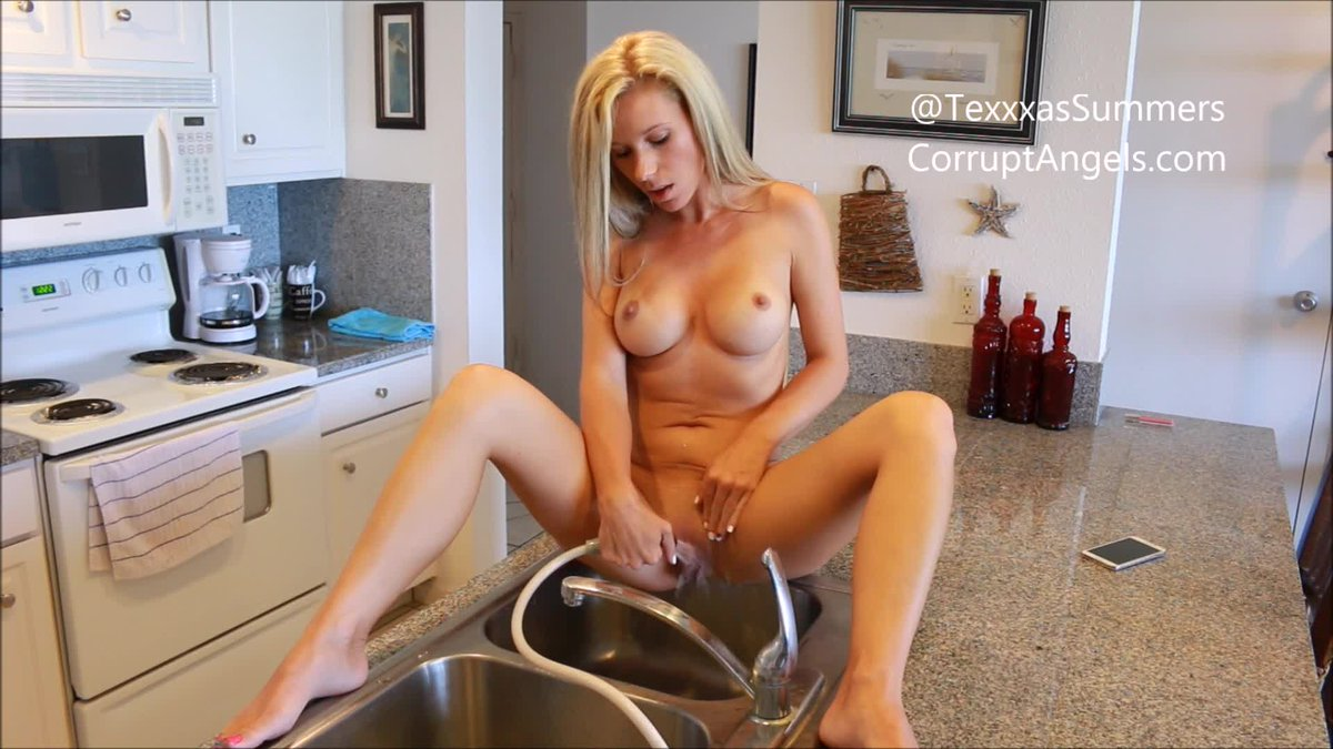 Thank you for buying! I pee in the sink between orgasms. Get yours here QoZQcaP1JH