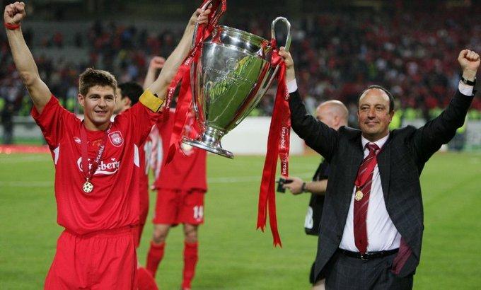 Happy birthday to Rafael Benitez!