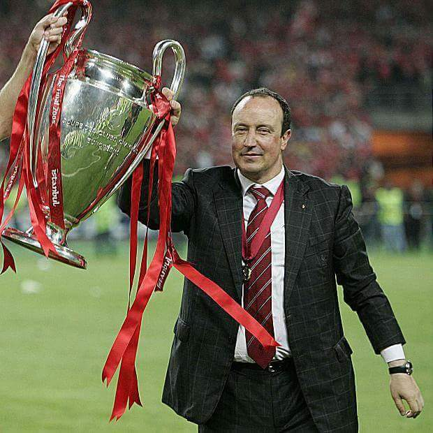 Happy 58th Birthday to Rafael Benítez