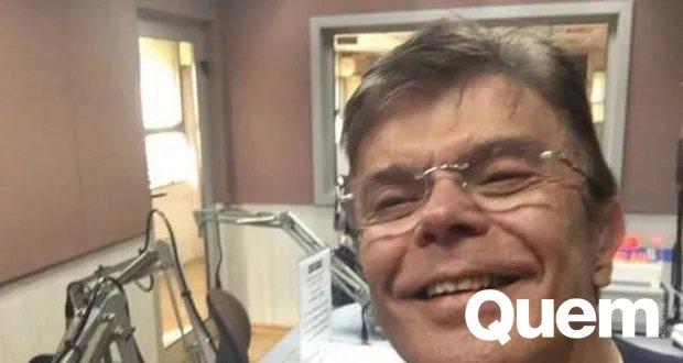 Barboza. Foto do site da Quem Acontece que mostra Paulo Barboza morre aos 73 anos em SP