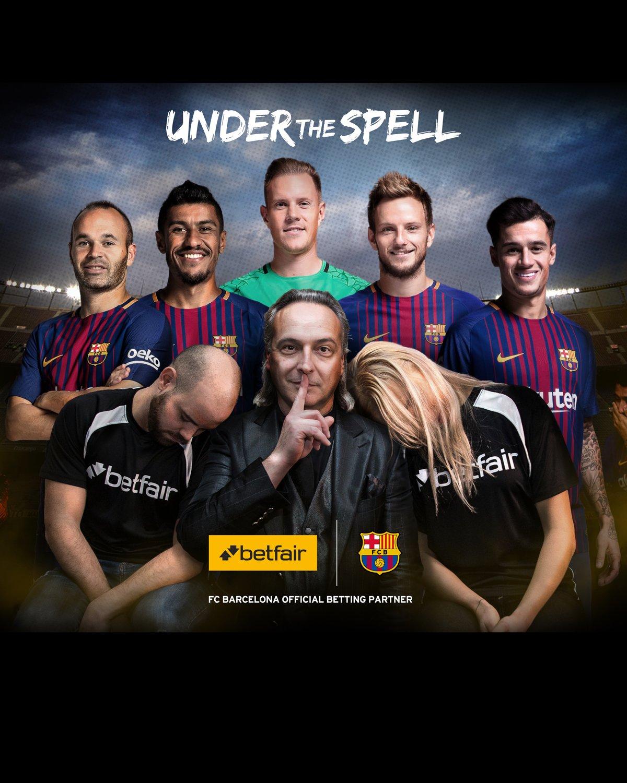 WATCH Barça players & WIN a trip for El Clásico �� https://t.co/3JWRXe9huk https://t.co/ojWCPWuIA7