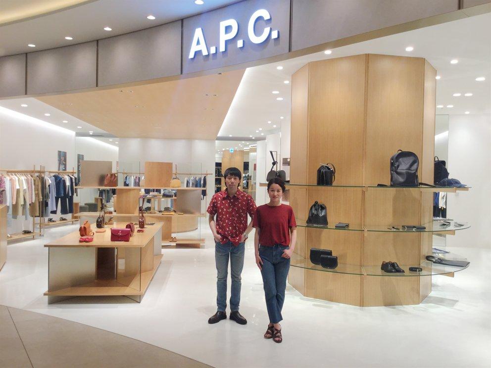 #APC Staff  日比谷店 https://t.co/Sw4qvy6k5o
