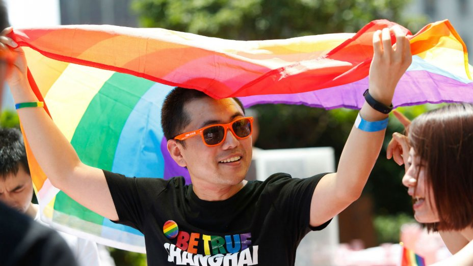 China's Weibo Reverses Gay Content Ban in Surprise Win for LGBT Community https://t.co/X4P8HNzCjo https://t.co/g0rn6slEpl