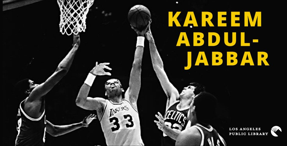 Happy Birthday, Kareem Abdul-Jabbar!