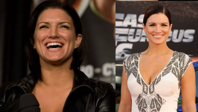 Happy Birthday to Gina Carano    About: