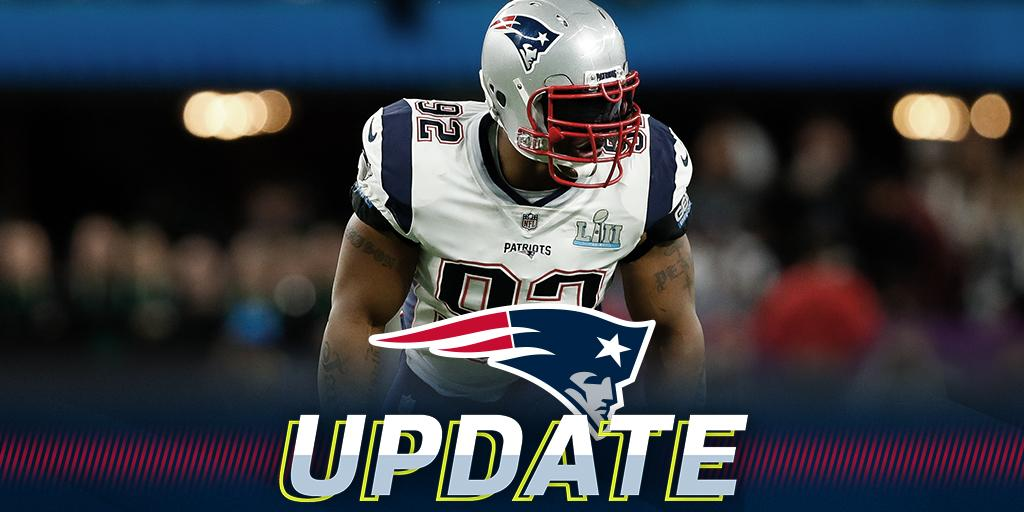 James Harrison announces retirement after 15 seasons: https://t.co/9bHvehIVFk https://t.co/15PD7HdjtI