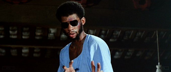 Kareem Abdul-Jabbar was born on this day 71 years ago. Happy Birthday! What\s the movie? 5 min to answer!