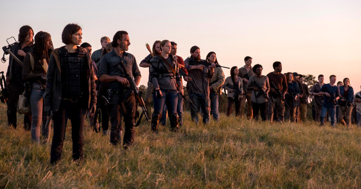 Rick-Negan war fate revealed in TheWalkingDead season finale: