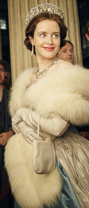 Happy birthday my beautiful queen. The beautiful and incomparable Claire Foy