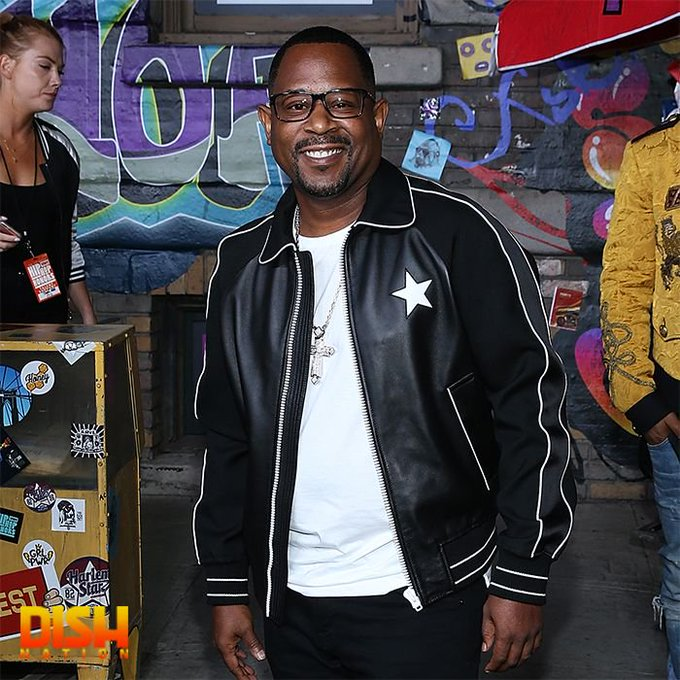 Happy 53rd birthday to Martin Lawrence