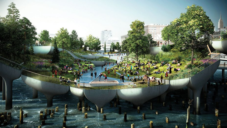 Barry Diller talks about his five-year battle for NYC's Pier 55 park https://t.co/Pz87upbglQ https://t.co/RoCY8eTUxn