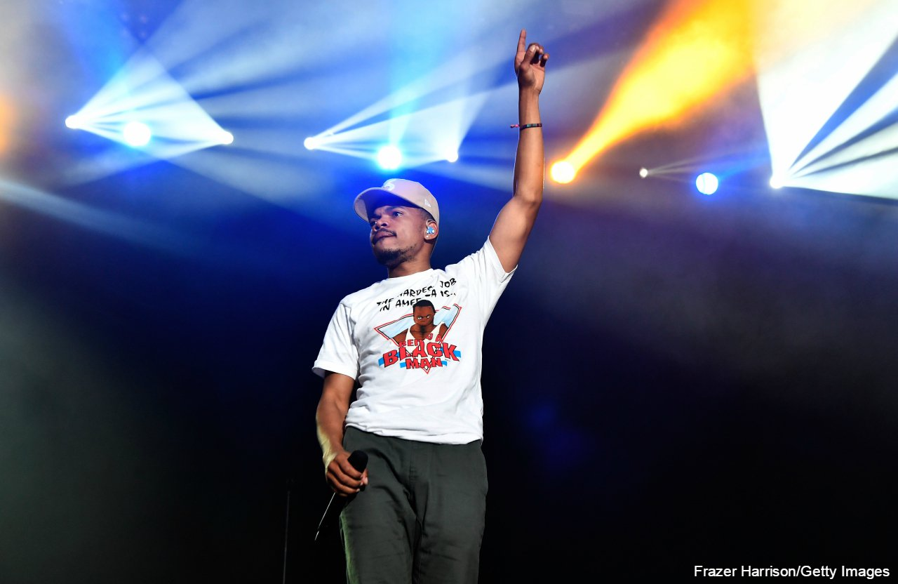 HAPPY BIRTHDAY, CHANCE!   Chance the Rapper turns 25 today! Join us in wishing him a very happy birthday.