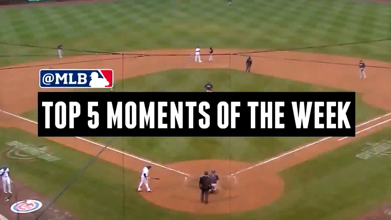 So many great moments this week – but we chose our top 5.   What were yours? https://t.co/wPnUamL3H0