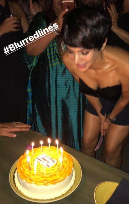 Happy Birthday to the gorgeous Mandira Bedi