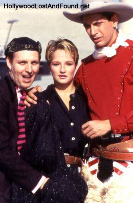Happy Birthday Ellen Barkin! Me, her & Goldblum in Buckaroo Banzai! b. April 16, 1954