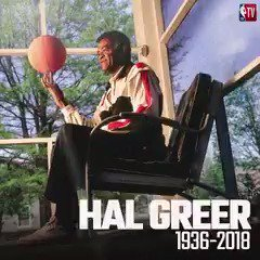 The 76ers mourn the passing of hal greer