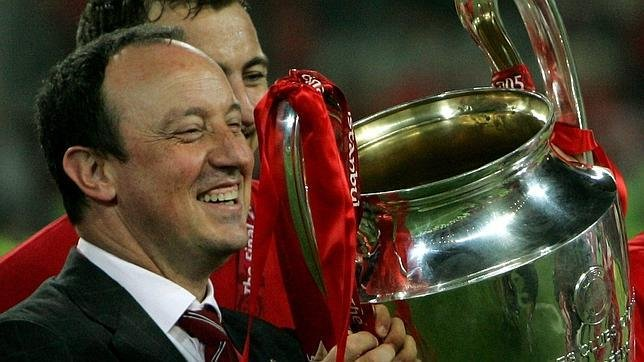 Happy Birthday to the LEGEND Rafael Benítez!