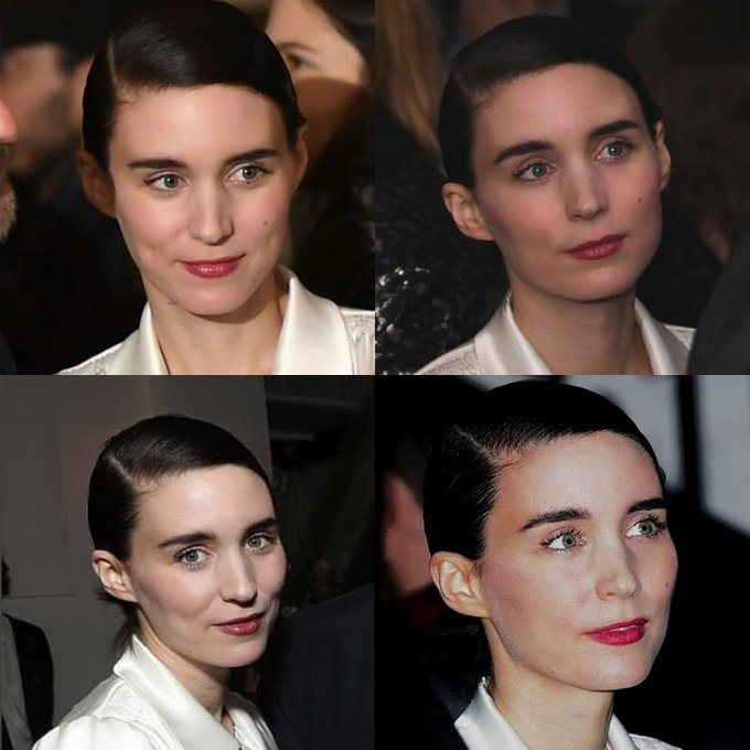 Happy Birthday Rooney Mara .
