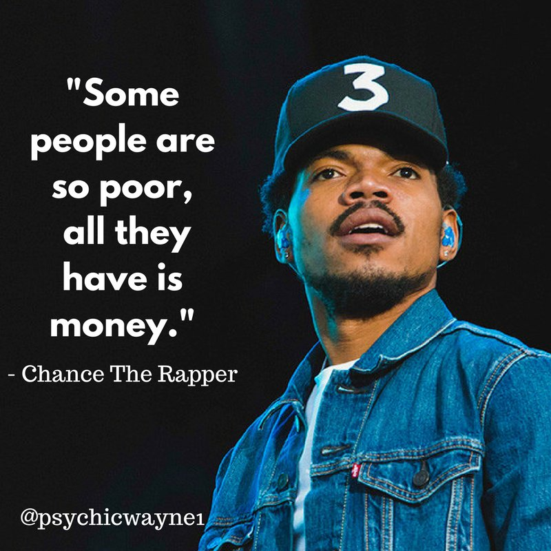 Happy birthday Chance The Rapper!