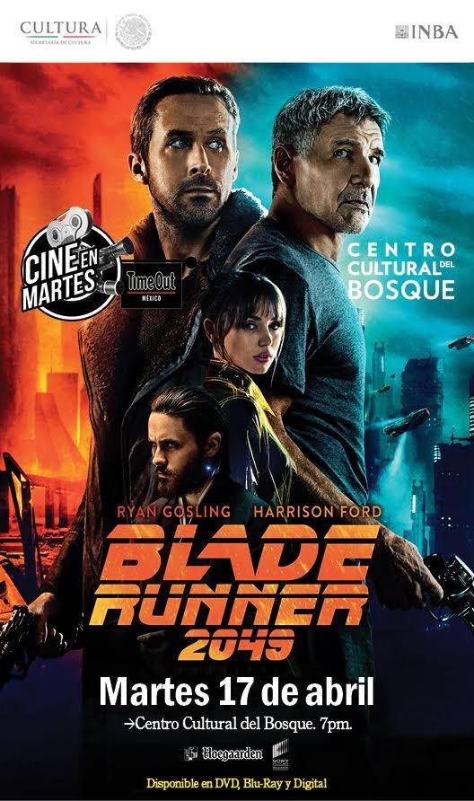 Hoy en nuestro  LunesDeTrivia  blade runner 2049