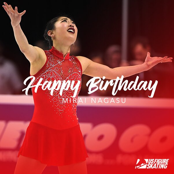 Remessageed U.S. Figure Skating ( HAPPY BIRTHDAY,