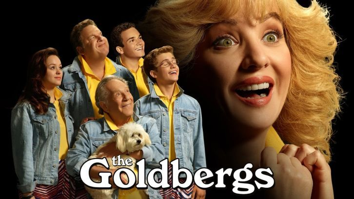#TheGoldbergs