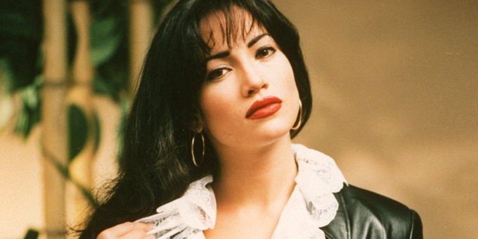 Happy Birthday to Selena Quintanilla! She would have turned 47 today.
