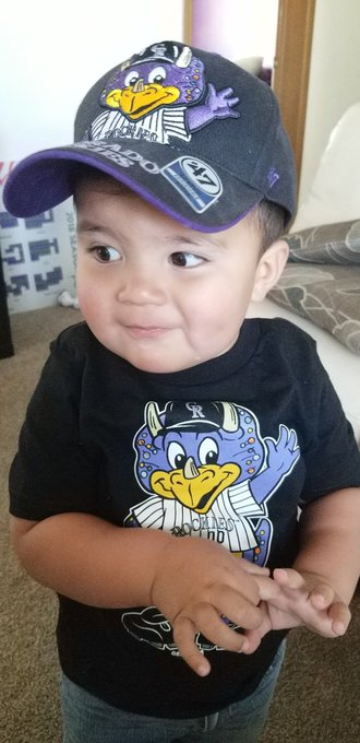 will there be cake for Nolan\s birthday?!  Happy birthday Nolan Arenado from Joey