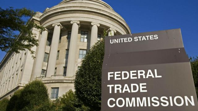 Last Dem commissioner at Federal Trade Commission steps down https://t.co/45nRqHGYkP https://t.co/WWqVvIccGc